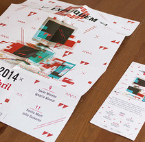 Expliquem. A Graphic Design project by Miriam Berbegal         - 07.01.2014