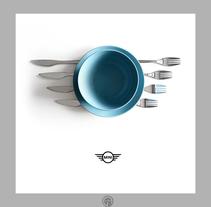 Creatividad y fotografía para MINI. Un proyecto de Diseño, Fotografía, Dirección de arte, Br, ing e Identidad, Gestión del diseño y Diseño gráfico de Javier Gómez Ferrero - 19-02-2017