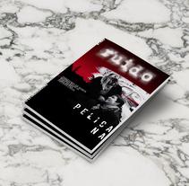 Revista Ruido. Um projeto de Direção de arte, Design editorial e Design gráfico de Mónica Ríos Herrera         - 14.06.2017