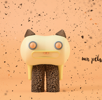 Mr Peludo ;). A 3D project by Bruno Nieto - 23-02-2017