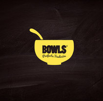 Bowls. A Design, Art Direction, Br, ing&Identit project by Montenegro Creative Studio          - 01.03.2017