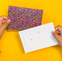 Motivos y Postales. Un proyecto de Diseño, Ilustración y Diseño de producto de André Gijón - 06-03-2017