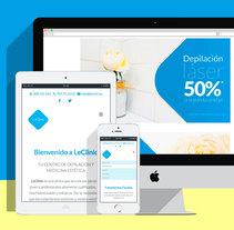 Re-diseño Web (Responsive) / Desarrollo Web UI/UX. Un proyecto de Publicidad, UI / UX, Arquitectura de la información, Diseño de la información, Diseño Web y Desarrollo Web de Manuel Ortiz Domínguez         - 23.02.2017