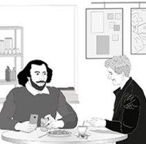 Ilustraciones realizadas con Adobe Illustrator. A Vector illustration project by Nicolau Suárez Olalla         - 15.01.2018