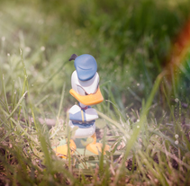 Pato Donald. Un proyecto de Fotografía de David Fuentes - 12-03-2017