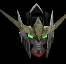 Gundam. Um projeto de 3D e TV de Arkalion Shobic         - 15.03.2017