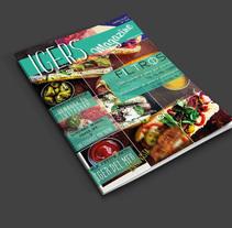 IGERS MAGAZINE (Revista). Un proyecto de Diseño gráfico de Sara Sánchez Vargas         - 16.03.2017