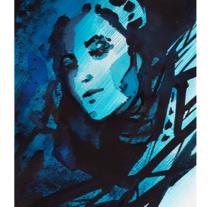 Ilustraciones. serie 3. Un proyecto de Ilustración, Moda, Bellas Artes y Pintura de xavier roda pereira         - 20.03.2017