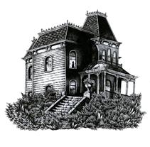 Psycho. Um projeto de Ilustração de Marta Maldonado         - 20.03.2017