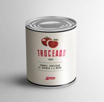 Etiquetas Taboada. Um projeto de Design de Irene Cristalina Marquina         - 20.01.2017