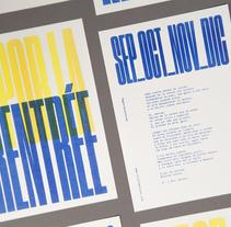 A por la rentrée. A Graphic Design, T, and pograph project by Sr. y Sra. Wilson  - 01-09-2016