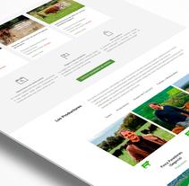 Web De Yerba (colaboración). Un proyecto de Diseño Web de Isaac Peñarroya  - 28-03-2017