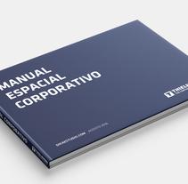 Manual Corporativo Espacial Thielmann. Un proyecto de Diseño de DIKA estudio         - 30.03.2017