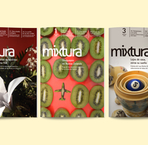 Revista Mixtura. A Design, Illustration, Photograph, Editorial Design, and Graphic Design project by Fiorella Nario         - 31.08.2015