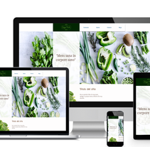 Proyecto Superverde. A Web Design project by mariobouhaben         - 11.04.2017