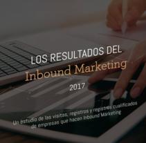 Estado del Inbound Marketing. Um projeto de Web design e Desenvolvimento Web de Juanma Pérez Vargas         - 01.04.2015