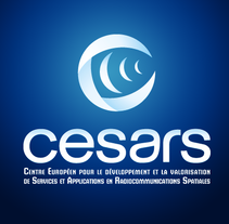 Branding - Projet CESARS / CNES. A Br, ing&Identit project by Thomas Maury         - 13.04.2017