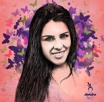 Mi Proyecto del curso: Retrato ilustrado con Photoshop. Un proyecto de Ilustración de Pato Idrobo - 14-04-2017