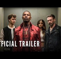 Baby Driver, Tráiler Online Animado. A Film project by Miguel Furnier         - 11.04.2017