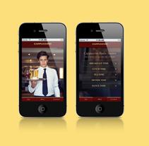 App Cappuccino Radio Station. Un proyecto de Diseño y Desarrollo de software de ClimaxAmish         - 20.04.2017