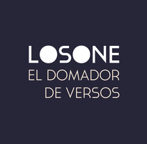 "Losone ""El domador de versos"". A Design, Illustration, Music, Audio, and Graphic Design project by Goyo Rodríguez         - 30.04.2017"