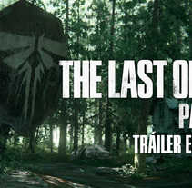 Doblaje Tráiler THE LAST OF US II (No Oficial). A Music, Audio, Motion Graphics, Film, Video, TV, Multimedia, Video, and Sound Design project by Paula Franco Abellán         - 02.05.2017