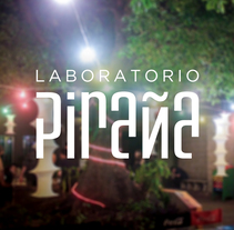 Laboratorio Piraña. A Art Direction, Events, and Production project by Ana Inés Sabini         - 09.10.2016