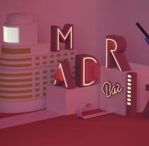 Mi Proyecto del curso: Dirección de Arte con Cinema 4D. A 3D project by Hugo Martinez de la Encina         - 04.05.2017