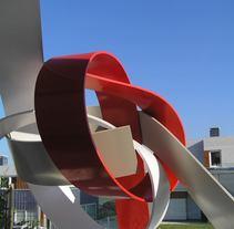 Areté, serie escultórica. A Sculpture project by Pablo Burgueño  - 04-05-2007