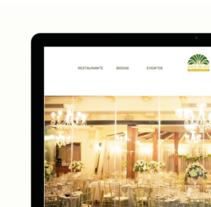 Diseño web . Un proyecto de Diseño interactivo y Diseño Web de Marta Gómez Moreno         - 10.12.2016