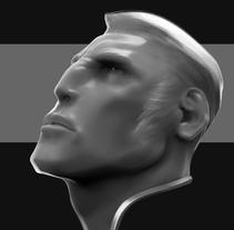 Concept-art (personajes). A Character Design project by Òscar  Hurtado         - 16.05.2017