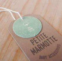 Petite Marmotte. A Br, ing, Identit, Creative Consulting, Design Management, Graphic Design, Web Design, and Web Development project by Cris Castellanos - 21-03-2017