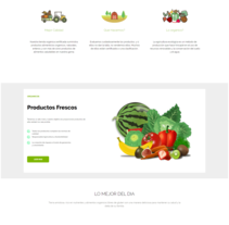 Microsite . A Web Development project by Emilio Jesús Pérez Pileta         - 29.05.2017