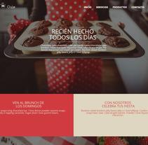 Mi Proyecto del curso: Introducción al Desarrollo Web Responsive con HTML y CSS. Um projeto de Desenvolvimento Web de Antonio Górriz Navarro         - 31.05.2017
