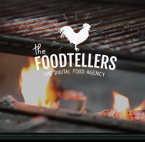 Foodtelling - Es lo que hacemos en The Foodtellers. A Br, ing, Identit, Video, and Social Media project by Nacho Ballesta Martinez-Páis         - 02.06.2017
