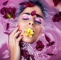 Iris. A Photograph, and Fashion project by Jorge Juan Pérez         - 24.05.2017