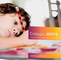 Colegio Joyfe. A Br, ing, Identit, and Graphic Design project by Rubén Salazar Almansa - 17-06-2016