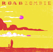 Road Zombie (Social Distortion). A Illustration, and Animation project by Carlo Pico - 21-06-2017