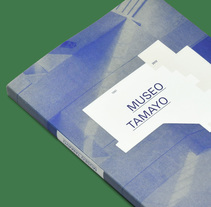 Libro Museo Tamayo. A Editorial Design project by David Kimura         - 04.09.2015