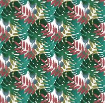 Patterns_ Wallpaper. Un proyecto de Diseño, Moda y Diseño gráfico de Lorena Fernández García         - 09.07.2017