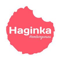 Logotipo y naming- Hamburguesas HAGINKA. A Graphic Design, and Naming project by Lorea Espada         - 24.02.2016