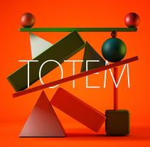 Mi Proyecto del curso: Introducción exprés al 3D: de cero a render con Cinema 4D. A 3D project by Julian Rata Liendo - 07-08-2017