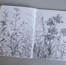 Sketchbook. Un proyecto de Ilustración y Bellas Artes de Erika Espinosa - 16-08-2017