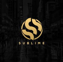 Logotipo Sublime. A Design, Illustration, Br, ing, Identit, Graphic Design, Street Art, Social Media, and Lettering project by Yermain  Garcia         - 08.08.2017