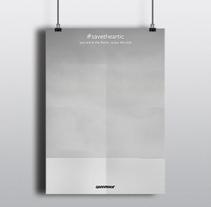 GRÁFICA  | greenpeace. Um projeto de Publicidade, Direção de arte e Design gráfico de quetonodeverde         - 23.07.2017