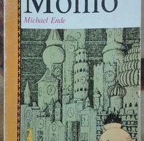 Mi proyecto personal: Interiorizando a Momo. Un proyecto de Ilustración, Educación, Escritura y Collage de mariacucas         - 04.01.2018
