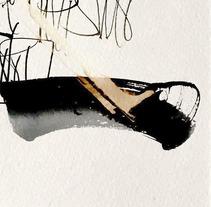 RAYO, arte caligráfico. Un proyecto de Bellas Artes, Pintura y Caligrafía de Silvia Cordero Vega - 08-01-2016