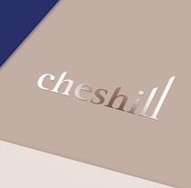 Cheshill. A Br, ing, Identit, and Graphic Design project by María Hdez         - 15.09.2017
