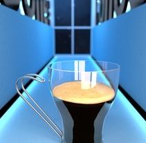 Tu mejor momento (Coffee). Un proyecto de 3D de Rodrigo San Martín Santos - 08-08-2017