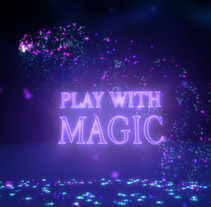 PLAY WITH MAGIC. Un proyecto de Motion Graphics de Ignacio González Rico         - 19.09.2017